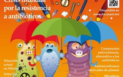 Revista Biotecnología en Movimiento, número especial Resistencia a los antibióticos