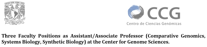 Three Faculty Positions as Assistant/Associate Professor