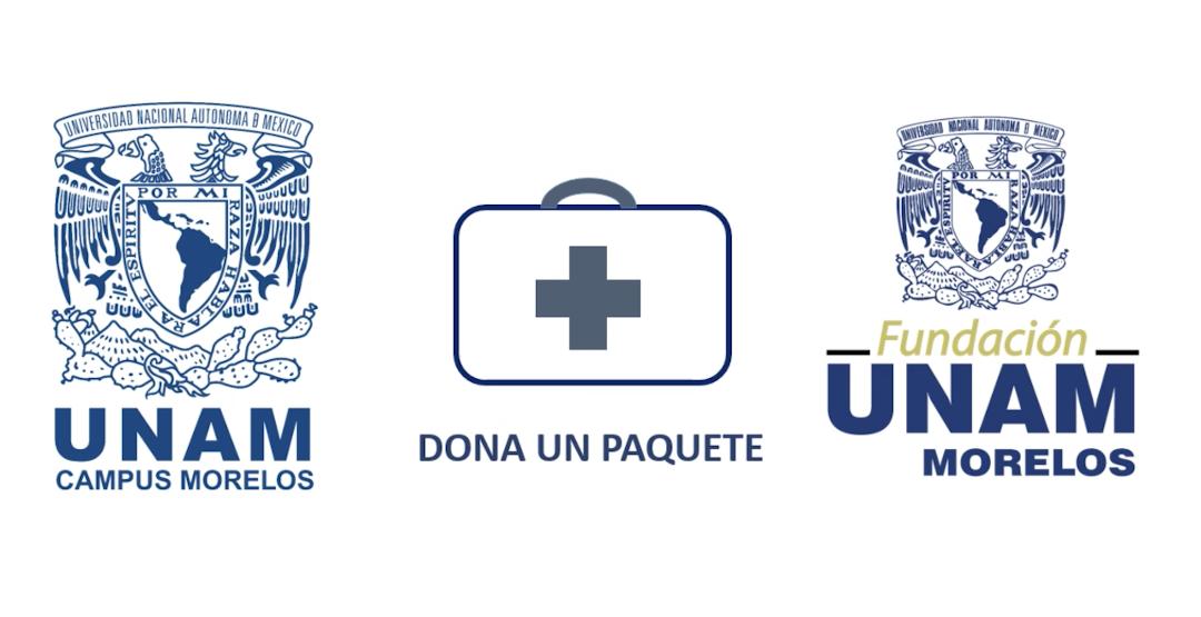 Dona un paquete de seguridad médica para personal de salud de Morelos