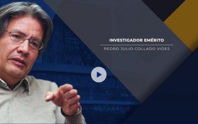DR. PEDRO JULIO COLLADO VIDES INVESTIGADOR EMÉRITO