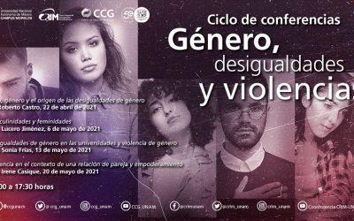 Ciclo de Conferencias: Género, desigualdades y violencias